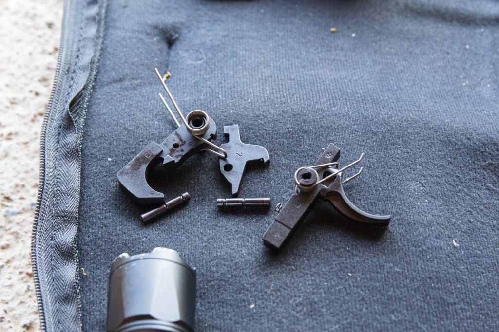 NEA-15-22 original trigger