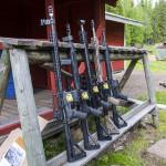 Special Squad rifles