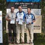 Estonian standard division winners